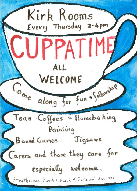 Cuppa Time poster